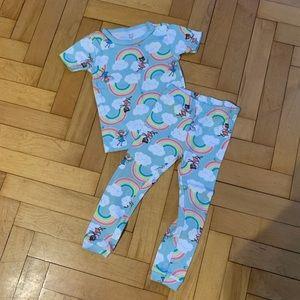 Rainbow Fairy Pajamas